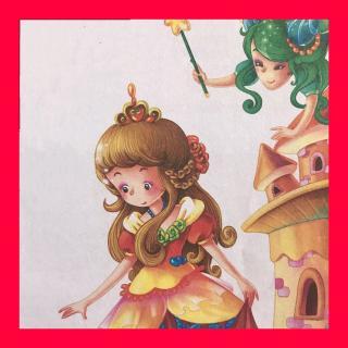 睡前故事668《公主故事》——玫瑰花公主