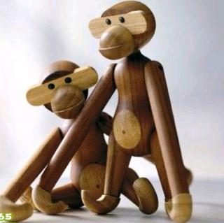 272、《木头小猴和他的影子》