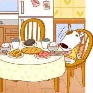 你家的孩子好好吃饭吗?