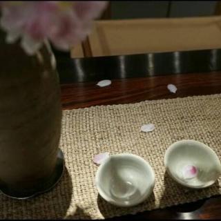 松花酿酒,春水煎茶  声音如水:北  海