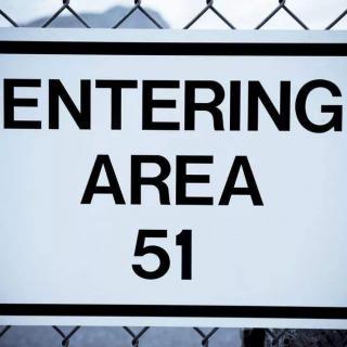 美国禁地神秘的51区