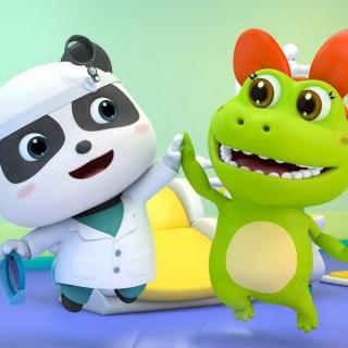 【职业体验】我是小牙医