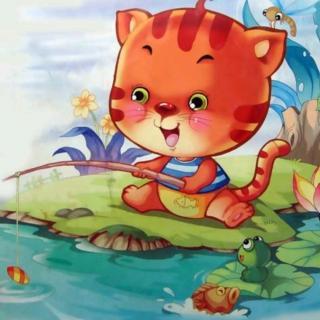 老师妈妈的睡前故事004《 小猫钓鱼》