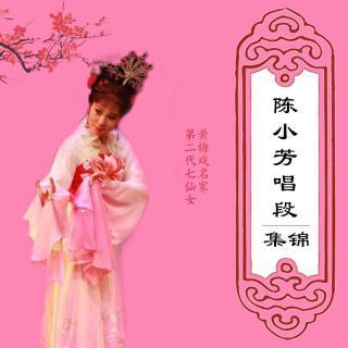 黄梅戏《打金枝·头戴珠冠压鬓齐》 陈小芳 1985年