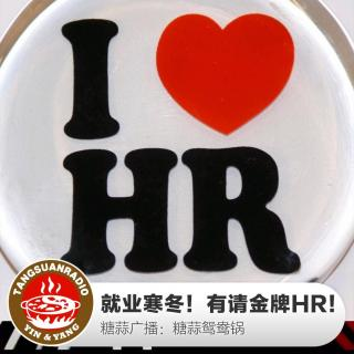 糖蒜鸳鸯锅:就业寒冬!有请金牌HR!