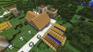 8:灯塔和村庄