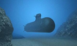 03 神秘的USO—幽灵潜艇