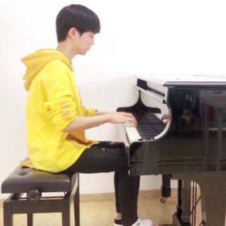 李天泽-稻香(纯钢琴)
