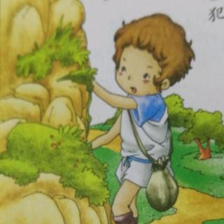 园长妈妈讲故事  第623期  《含着石头说话的孩子》