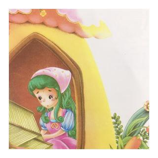 睡前故事723《公主故事》——织布公主