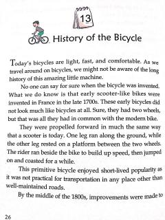 History of the Bicycle-20190413