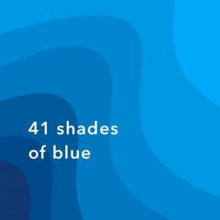 41 种蓝色