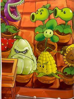 植物大战僵尸-「花盆里的家」
