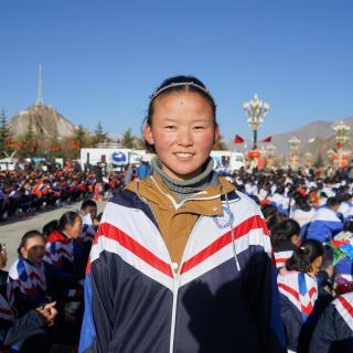 Entrevista: Los niños tibetanos disfrutan de una educación de alta calidad
