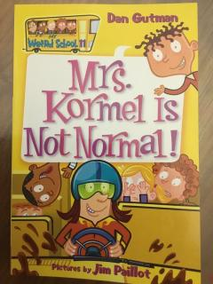 #11Mrs.Kormel Is Not Normal!5