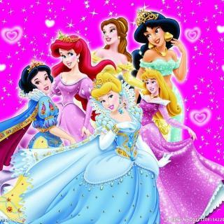 白雪公主-彩虹王冠