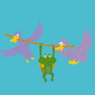 【洪恩故事】青蛙旅行家