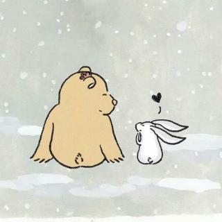 用心说 | 思念小熊的小兔