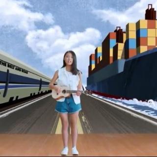 Cantando en Chino: La Franja y la Ruta