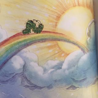 《疯长的藤蔓》绘本故事