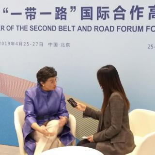 Entrevista a la directora ejecutiva del Centro de Comercio Internacional