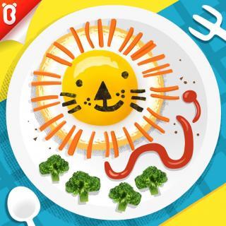 《好吃的狮子》特别的早餐-蔬菜超人【宝宝巴士故事】