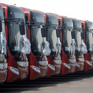 Compañía china Yutong garantiza el transporte del pueblo cubano