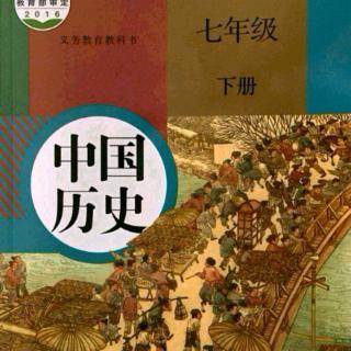 人教版历史七年级下册(20)清朝君主专制加强