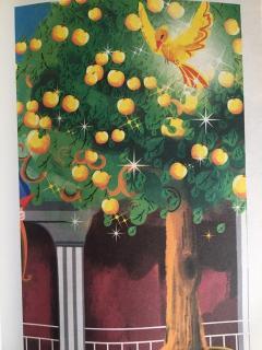 金鸟-《格林童话》