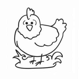 【艾玛唱童谣】Hickety Pickety My Black Hen