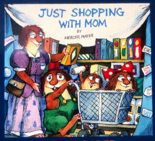 Just Shopping with Mom -20190526