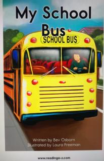 Lucas(My school bus)