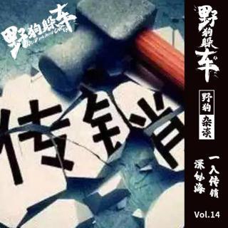野狗杂谈Vol.14 - 一入传销深似海