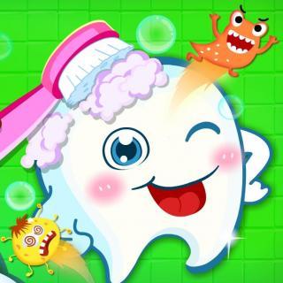《打败牙菌小魔王》养成刷牙好习惯-习惯培养【宝宝巴士故事】
