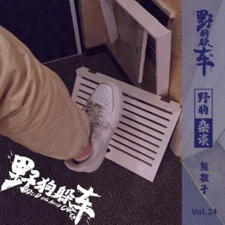 野狗杂谈Vol.24 - 熊孩子