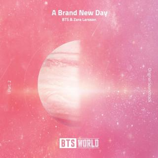 A Brand New Day-BTS