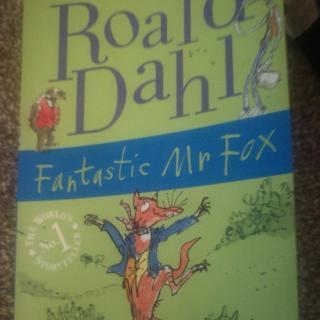 fantastic mr Fox chapter 3