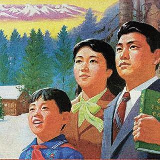 我去朝鲜上大学:向着白头山,出发!
