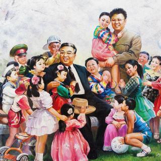 我去朝鲜上大学:见到你真高兴