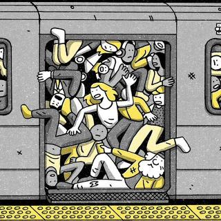 北京地铁里的一千万种可能 | 故事幕后