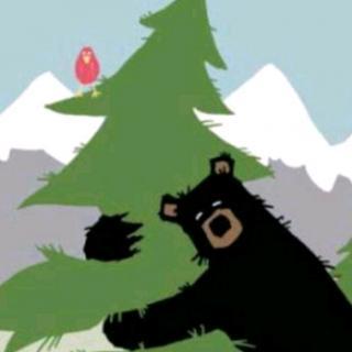 园长妈妈睡前绘本故事《大熊抱抱》