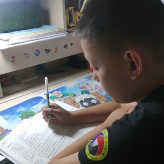 五年级上册第二单元跟读