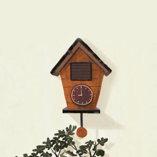 用心说 | 摆钟和蚂蚁