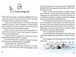 A Swimming Star-20190718