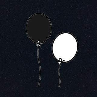 用心说 | 两个气球的笑话