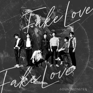 (BTS防弹少年团)Fake Love / SdM