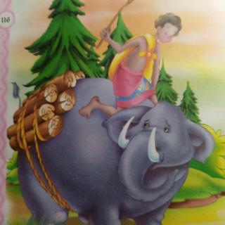 虎口救主的象