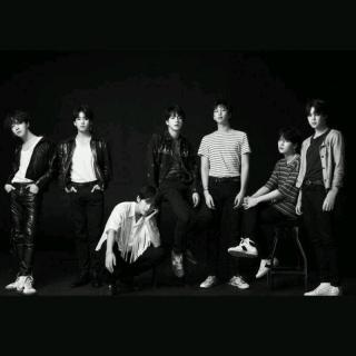 I_Need_U-BTS(防弹少年团)