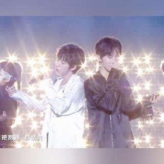 【成团夜】高尚-张真源x贺峻霖(混响版)
