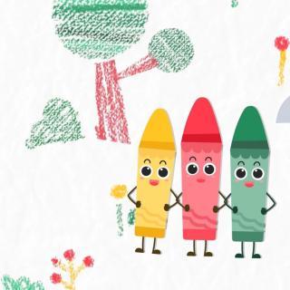【认知启蒙】蜡笔精灵们:Crayon Elves